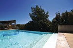 Апартаменты Holiday home Route de Murs, Vaucluse L-886