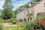 Апартаменты Holiday home Le Moulin De Cherre P-926
