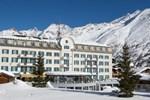 Отель Hotel Du Glacier