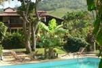 Отель Hotel Fazenda Sítio Nosso Paraíso