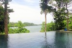 Beautifully positioned villa in Galle area with stunning views over the lake..