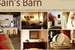 Апартаменты Bain's Barn