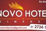Отель Novo Hotel Ximenes