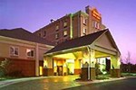 Отель Hampton Inn & Suites Alpharetta