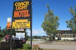 Отель Coach Light Motel