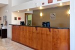 Отель Sleep Inn and Suites Bakersfield