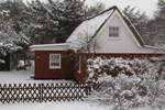 Reetgedecktes Ferienhaus Wustrow