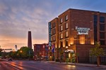 Отель Fairfield Inn & Suites Baltimore Downtown/Inner Harbor