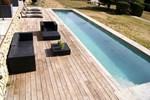 Вилла Odalys Villa Aubais avec piscine