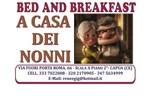 Мини-отель B&B A Casa Dei Nonni