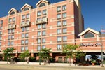 Отель Hampton Inn Boston-Cambridge