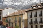 Апартаменты La Rubía de Balcones de la Villa