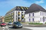 Апартаменты Appart'hôtel Odalys La Rose d'Argent