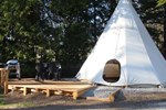 Отель Tipi Glamping at Camping La Source