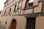 Апартаменты Gîte les Cigogneaux