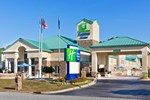 Отель Holiday Inn Express Hotel & Suites GREENWOOD