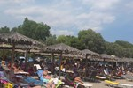 Argolic Strand Camping