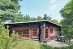 Апартаменты Holiday home Brunbjergvej H- 708