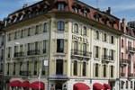 Отель Hôtel des Alpes