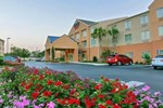 Отель Fairfield Inn Suites Brunswick