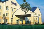 Отель Fairfield Inn by Marriott Iowa City Coralville