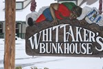 Отель Whittaker's Motel & Historic Bunkhouse
