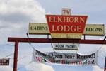 Отель Elkhorn Lodge