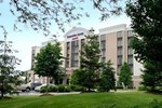 Отель SpringHill Suites by Marriott Chicago SW Burr Ridge/Hinsdale