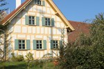 Апартаменты Ferienhaus Gallmersgarten