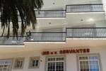 Отель Hotel Cervantes