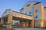 Отель Fairfield Inn & Suites Columbia