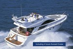 Luxe Yacht including SunSet Cruise