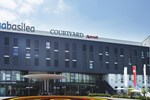 Отель Courtyard by Marriott Basel