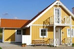 Апартаменты Holiday home Strandgårdsvej D- 4552