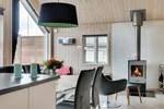 Апартаменты Holiday home Bork Havn Hytteby