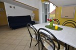 Апартаменты Apartments Dalmatina Orebić