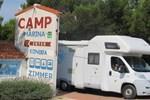 Отель Camp Marina