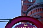 Отель Crowne Plaza Hotel Indianapolis Downtown