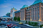 Отель Crowne Plaza Louisville Airport Kentucky Expo Center
