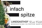 Отель Landgasthof Zur Fichte