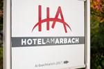 Отель Hotel am Arbach