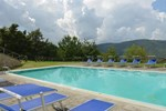 Апартаменты Holiday home in Monterchi with Seasonal Pool