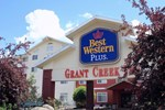 Отель Best Western Plus Grant Creek Inn