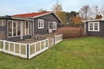 Апартаменты Holiday home Jægerspris 761 with Terrace