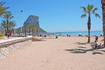 Апартаменты Apartment with pool, near the beach in Calpe