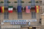 Отель Pensione Delfino Azzurro