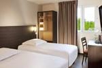 Отель Escale Oceania Nantes