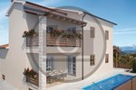 Апартаменты Holiday home Pazin 36 with Outdoor Swimmingpool