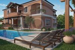 Апартаменты Holiday home Vizinada 37 with Outdoor Swimmingpool