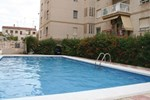 Апартаменты Two-Bedroom Apartment Santa Pola with an Outdoor Swimming Pool 05